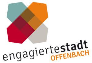 Logo der Engagierten Stadt Offenbach